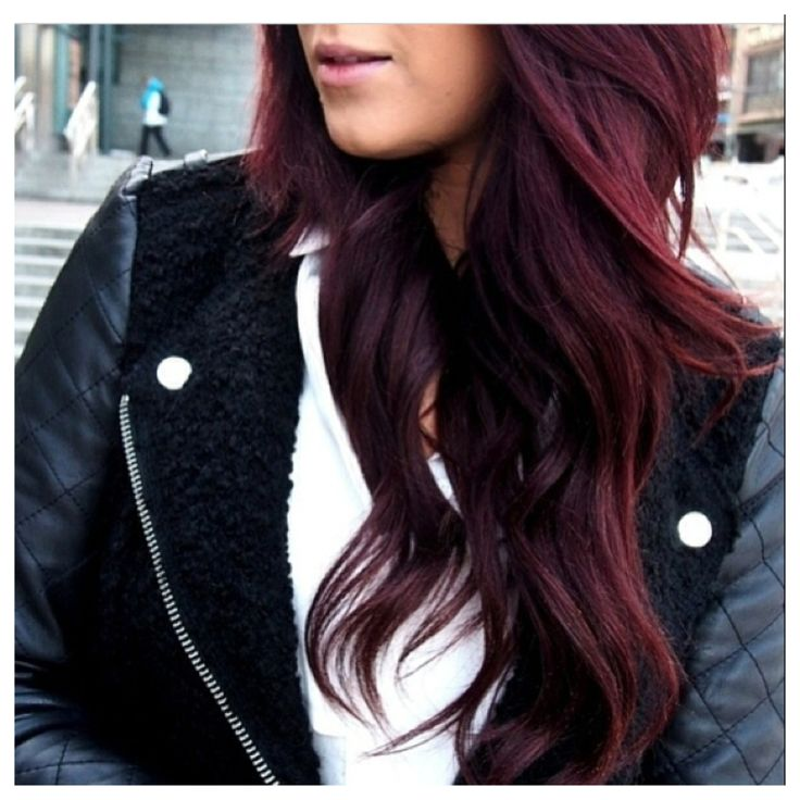 Once again what I'm dying my hair.