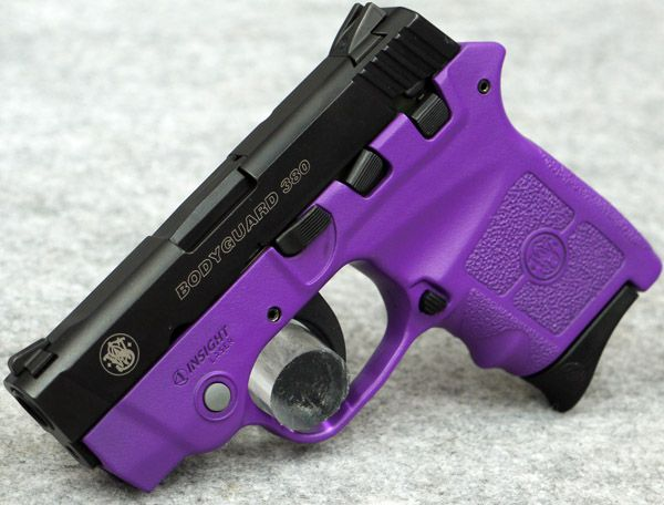 smith+and+wesson+bodyguard+380+grips   Smith & Wesson BodyGuard 380 Purple Passion Edition 380 ACP Pistol ...
