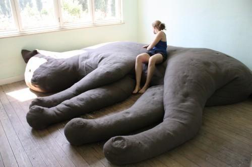 Ein Riesensofa - ID: 31207