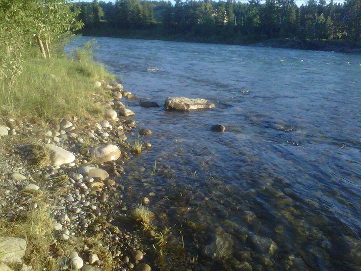 Bow River Alberta