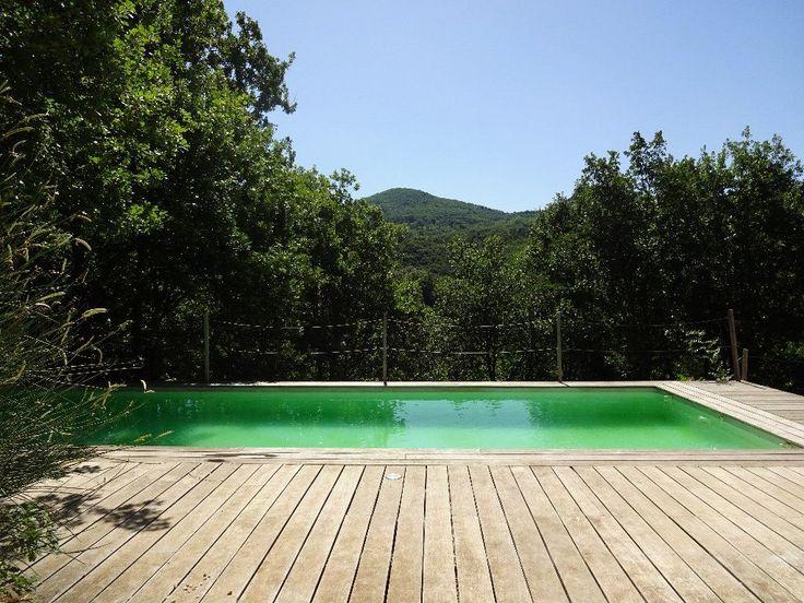 Belle villa entiérement rénovée sur un terrain de 2570 m² avec mazet de 15 m² aux abords d'un charmant village.  Pièce à vivre de 61 m² très lumineuse, 3 chambres, dressing, salle de bains et salle d'eau.   Au calme, sans vis à vis, vue dominante. Piscine chauffée 10x4 entourée d'une grande terrasse en teck de 100 m².  A 5 mn de l'A75, proche Lac du Salagou et 35 mn de l'entrée de MONTPELLIER