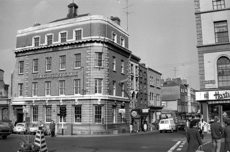 Capel Street 1970's