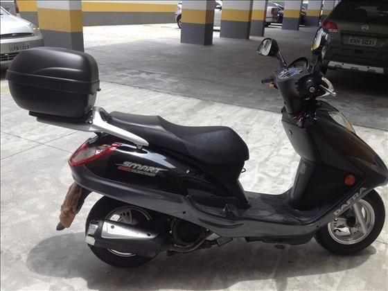 Moto Dafra-SMART 125-2010 - Webmotors