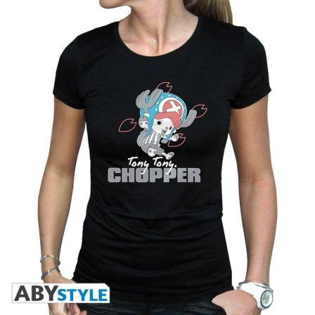 ONE PIECE T-shirt One Piece Chopper femme
