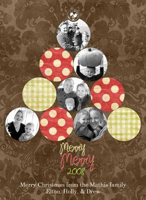 Love this for a photo memories christmas deco :-)