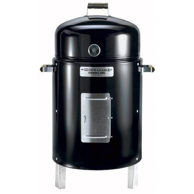 17 Best Ideas About Charcoal Smoker On Pinterest