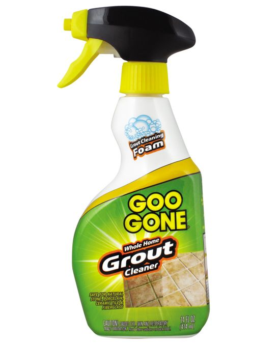 Goo Gone Grout Clean  Restore is fast, strong  safe. The foaming formula removes dirt build-up, set-in stains  hardened soils on countertops, backsplashes, walls  floors, leaving you with clean grout lines faster and easier than all-purpose bathroom and tile cleaners.  For More info check our website www.googone.co.za http://www.thekitchenbacksplashideas.com/kitchen-backsplash-cleaner.html