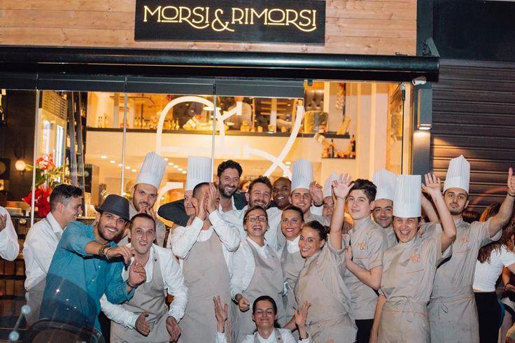 """La pizza dei Terroni """"Morsi e Rimorsi"""" diventa """"Verace Pizza Napoletana"""" con l'affiliazione all'AVPN a cura di Giusy Inno - http://www.vivicasagiove.it/notizie/24366-2/"""