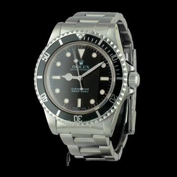 ROLEX - Submariner 5513 - Vintage