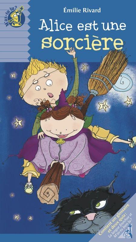 Alice, la petite sœur d'Arnaud, est-elle vraiment une sorcière ? Saralou découvre bien vite que son ami ne blague pas… Quelle potion la sorcière prépare-t-elle ? Comment y échapper ?