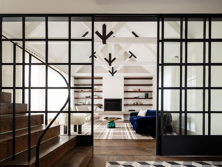 luigi rosselli blends traditional detailing with contemporary sensitivity in sydney home