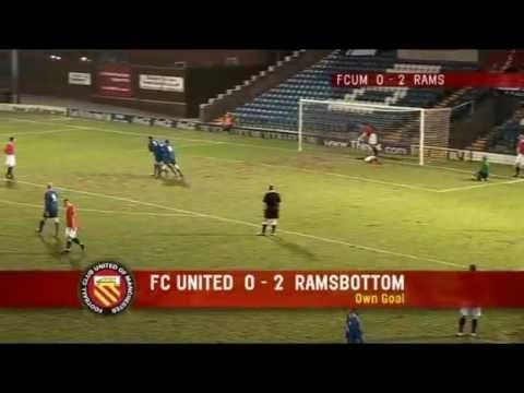 26.12.2006 FC United 3-2 Ramsbottom