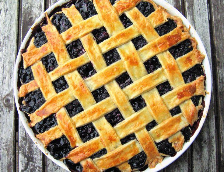 Bebildertes und ausführliches Rezept für Pie, Quiche und Tarte Mürbteigbasis