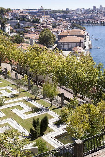 Jardim do Palácio de Cristal no Porto www.webook.pt #webookporto #porto #jardim