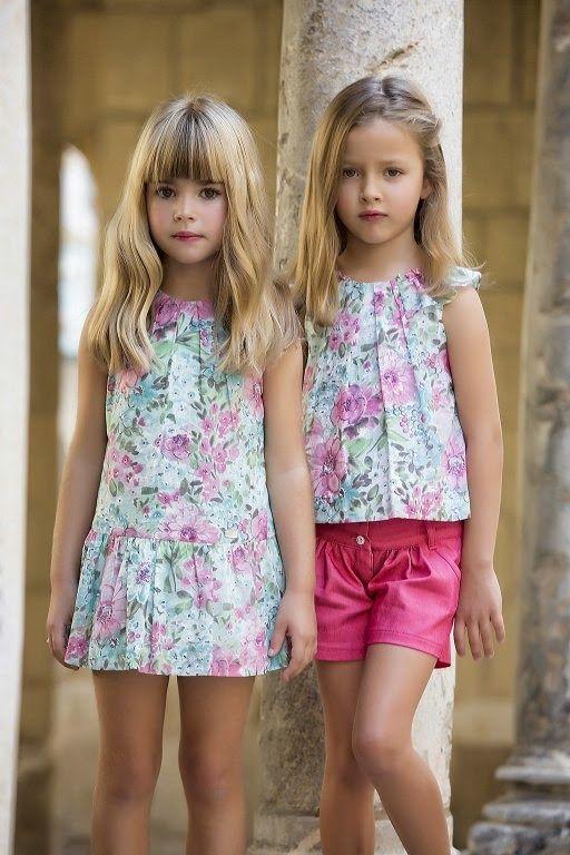 ⭐️AMAYA Moda Infantil Primavera/Verano 2015⭐️      bermudas