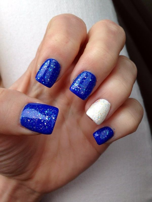 25+ Best Ideas About New Years Eve Nails On Pinterest