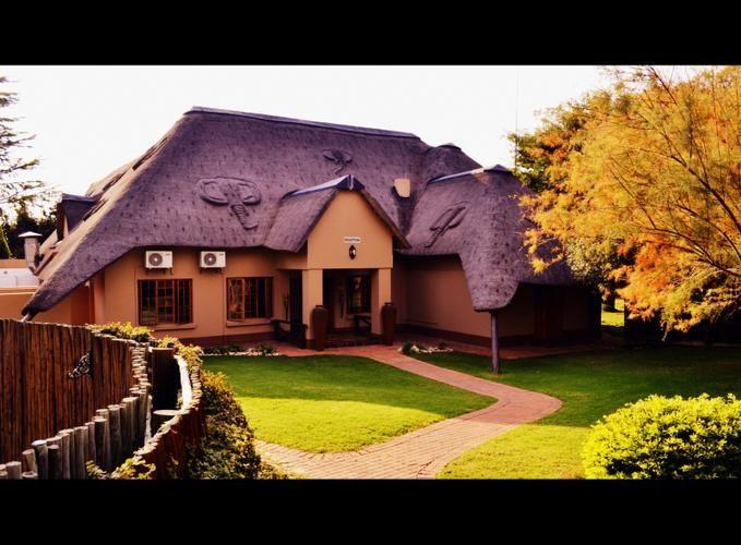 Akwaaba Lodge, North-West.