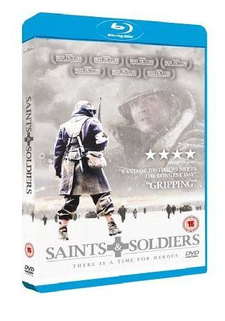 Saints and Soldiers War drama set in Belgium in December 1944. When German troops open fire on unarmed American prisoners of war they provoke the historic Malmedy Massacre. Four soldiers trapped behind enemy lines discov http://www.MightGet.com/january-2017-12/saints-and-soldiers.asp