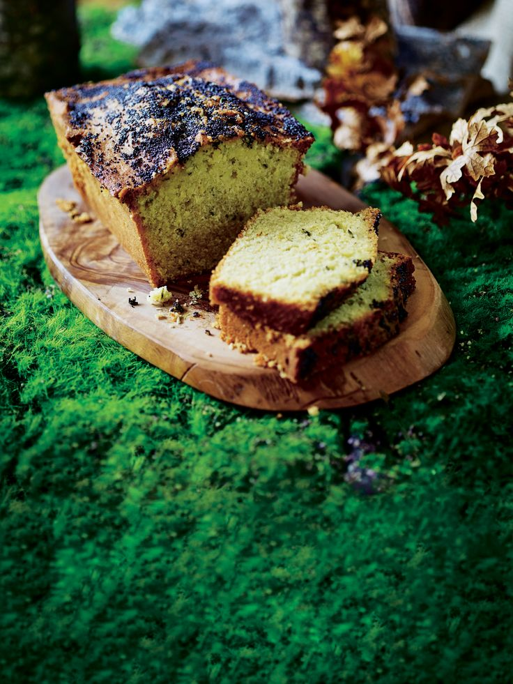 Bilbo's Seed Cake with Saffron   Asda Good Living