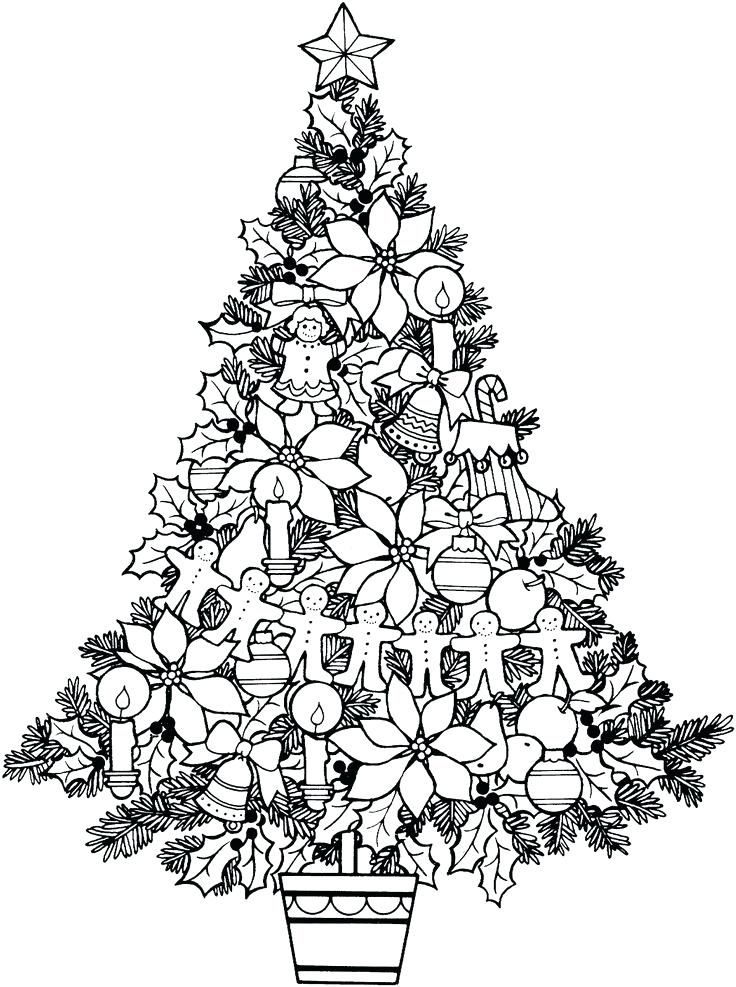 December Coloring Pages Best Coloring Pages For Kids Christmas Tree Coloring Page Tree Coloring Page Coloring Pages