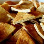Salted Pita Wedges | The Pioneer Woman Cooks | Ree Drummond