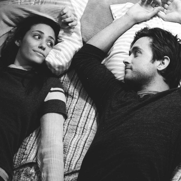 Fiona & Jimmy from Shameless (Seasons 1-3, 5)