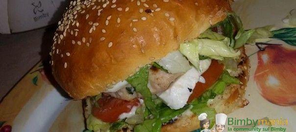 Pane per hamburger Bimby come il Mc - Ricette Bimby