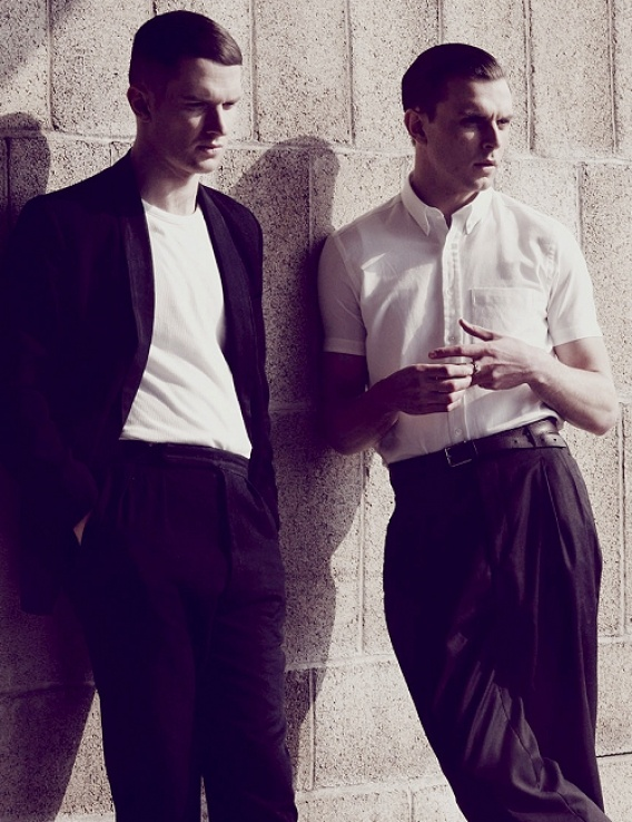 Hurts  - their music should be heard by many people. Seriously, an underrated band