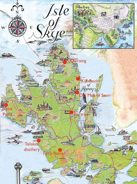 Best 25 isle of skye map ideas on pinterest england v for Travel guide to scotland