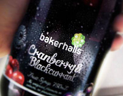 "Check out new work on my @Behance portfolio: ""BakerHalls Branding"" http://on.be.net/1U3fFYA"