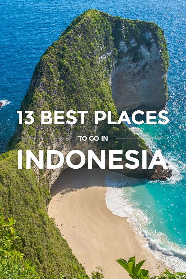 13 Best Places & Islands To Visit For First