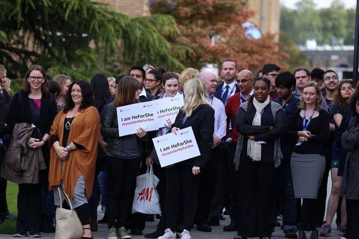 Check out all the fun we had at University of Leicester, our first #GetFreeTourUK stop.