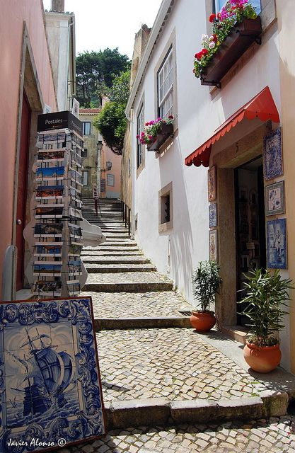Sintra, Lisbon Region, Portugal Enjoy Portugal Cottages and Manor Houses Travel to Portugal Portugal Honeymoons