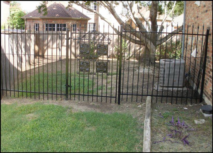 1000 Ideas About Aluminum Fence On Pinterest Aluminium
