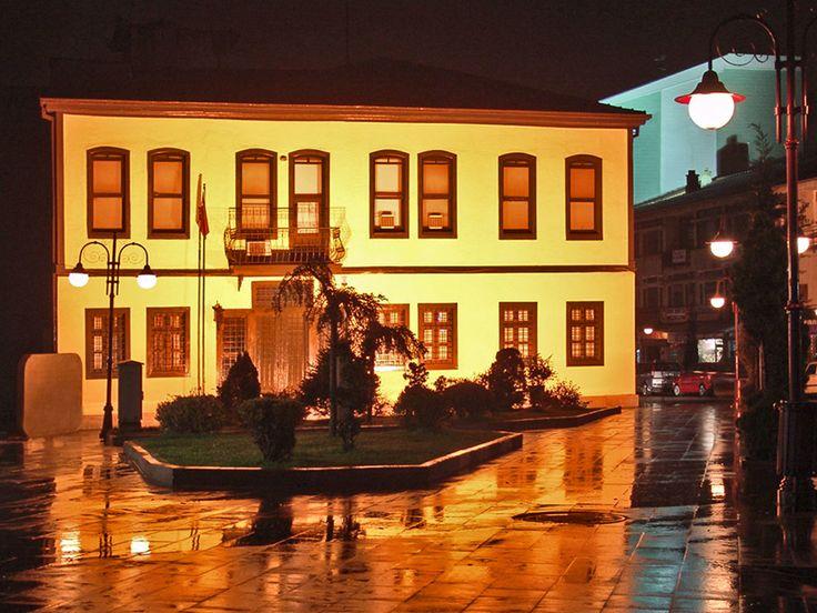 Bati Cephesi Karargahi Muzesi-Akşehir Belediyesi Multimedya Galerisi