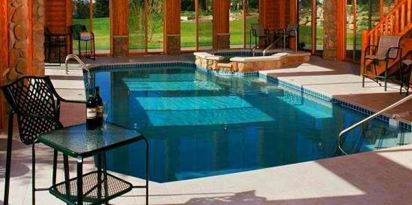 Idee decor: piscine coperte a cui ispirarsi