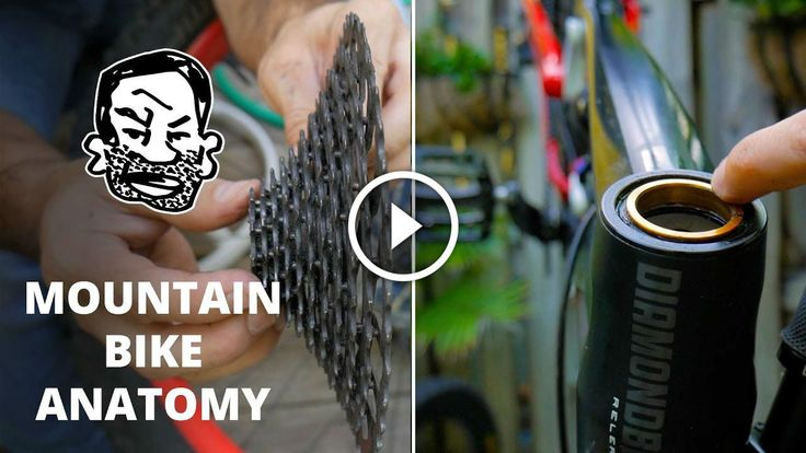 Watch: Mountain Bike Anatomy - 50 Parts in 5 Minutes http://www.singletracks.com/blog/beginners/watch-mountain-bike-anatomy-50-parts-in-5-minutes/