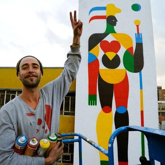Maboneng Precinct  - The arts gentrification of a Johannesburg neighborhood