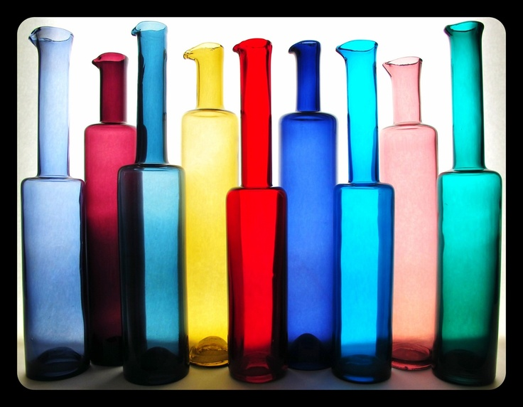 Nanny Still Koristepullo Decorative Bottles | Collectors Weekly