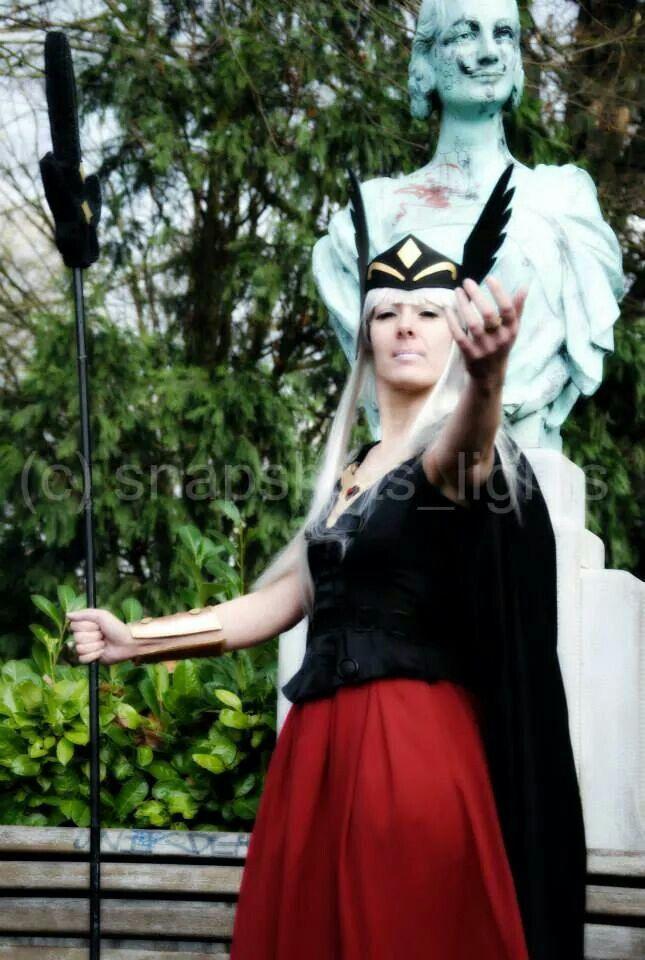 Hilda de polaris
