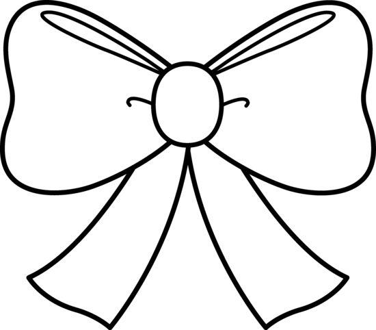 Best  Bow Template Ideas On   Felt Bows Diy Bow And