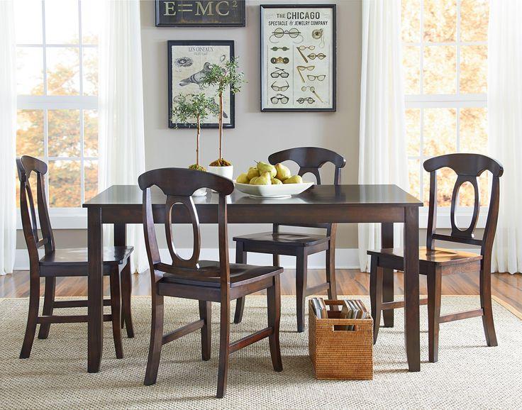Larkin 5 Piece Dining Table Set by Standard Furniture