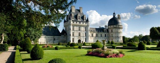 Le Château de #Valençay, dans l'Indre, un site merveilleux à 25 minutes du Zooparc de #Beauval | Val de Cher #saintaignan. #chateau #loire #cheverny #valdeloire #destinationbeauval