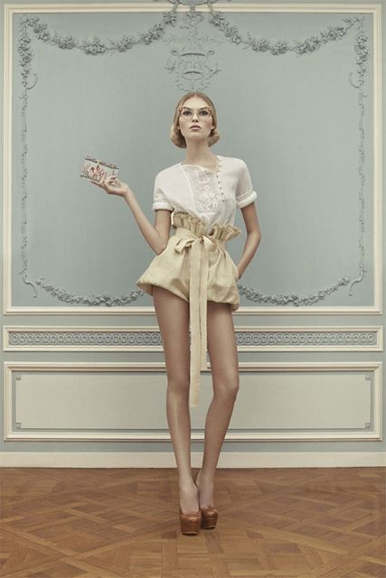 {fashion inspiration | couture : ulyana sergeenko spring-summer 2013}