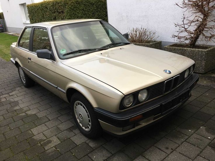 BMW E30 325i 2-Türer KLIMA SITZHEIZUNG SPORTSITZE 172.000 KM  EZ 03.01.1989