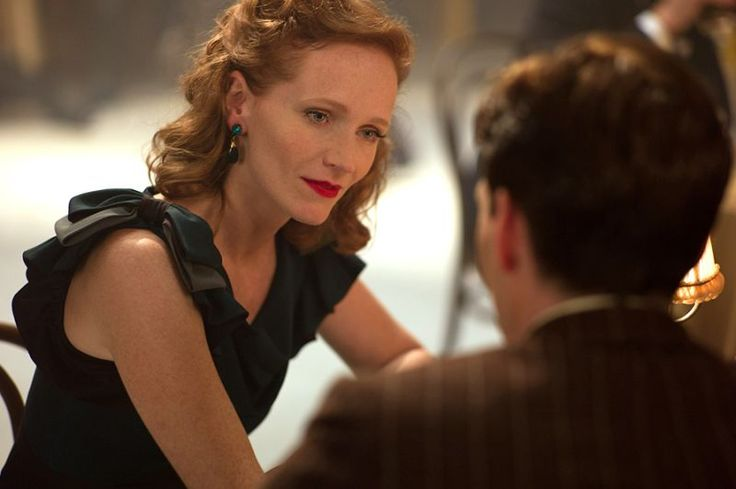 Cillian Murphy and Anna Geislerova in an official still from Anthropoid http://everythingjamiedornan.com/gallery/thumbnails.php?album=67 http://www.facebook.com/everythingjamiedornan