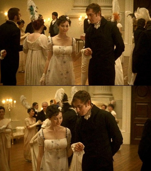 interview jane austen His tale of love and romance in regency england leaves eliza in no doubt that fitz darcy is the embodiment of jane austen's legendary hero and she's falling in.
