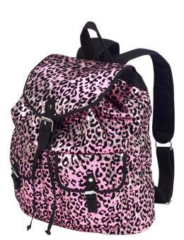 Large Sequin Cheetah Rucksack | Girls Rucksacks Fashion Bags & Totes | Shop Justice