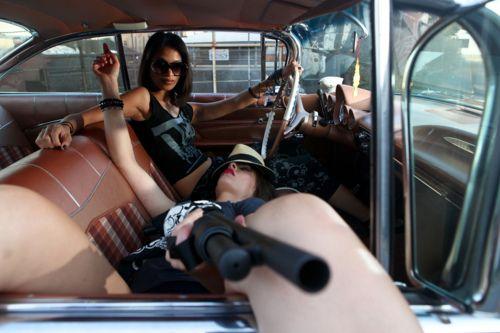 That's gangsta ;-)