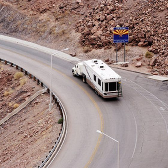 Colorado has many RV campgrounds and parks.